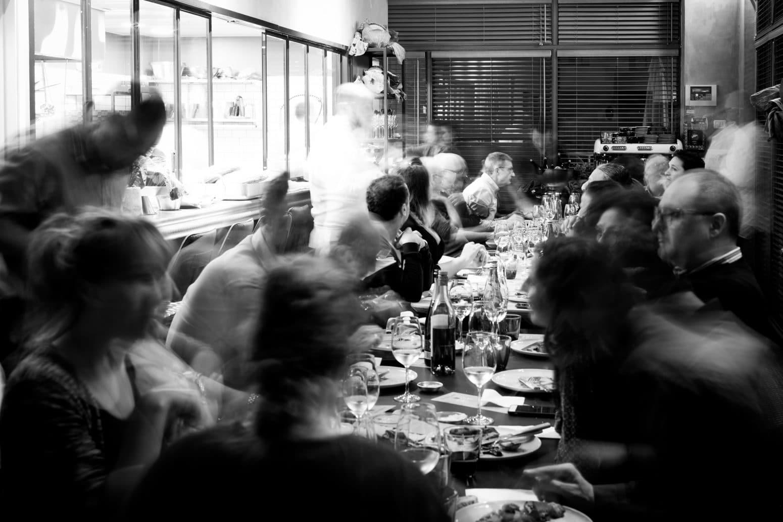 שיעורים במסעדנות, סטיבן לובל דנון בית הספר למקצועות הקולינריה