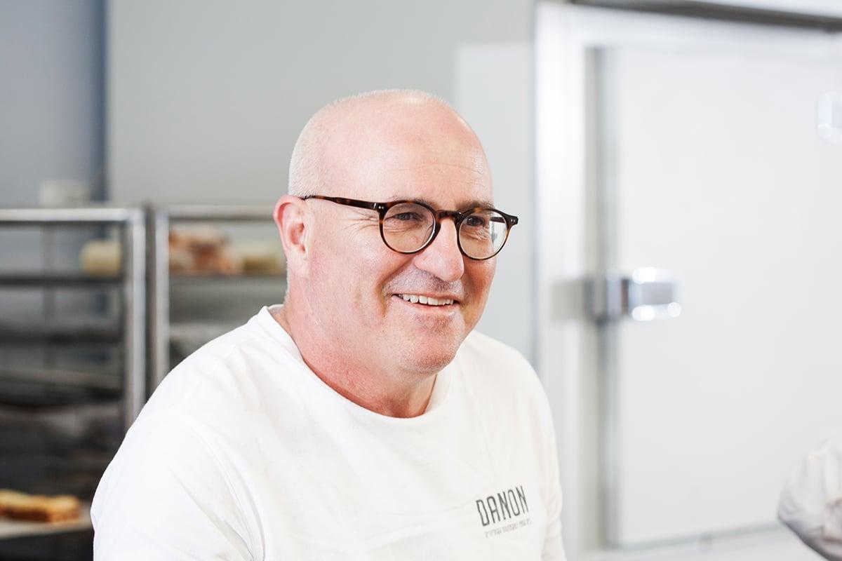 ארז קומרובסקי, קורס לחם בדנון