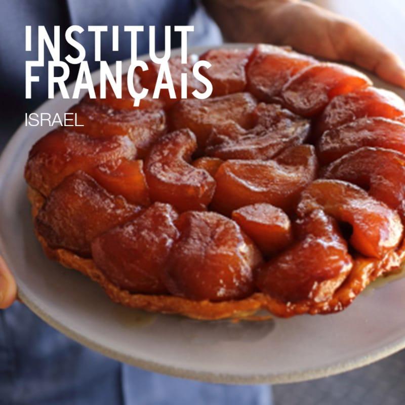 צרפתית קולינרית בדנון, המכון הצרפתי בישראל